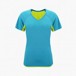 Blue Woman T-Shirt